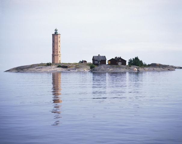Söderskär lighthouse. Finland.