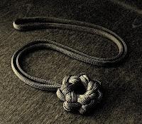 Stormdrane's Blog :: Single Strand Star Knot