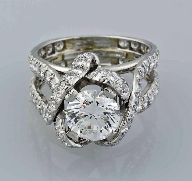 engagement ring antique setting 32 - Wedding Ring Sale