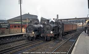 Image result for br steam 1960s