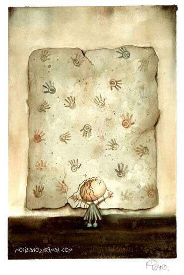 ♥ Lovely Pins Illustration ♥ // Maricarmen Pizano