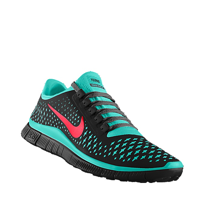 NIKEiD. Custom Nike Free 3.0 v4 Hybrid iD Women's Running Shoe. These are  too