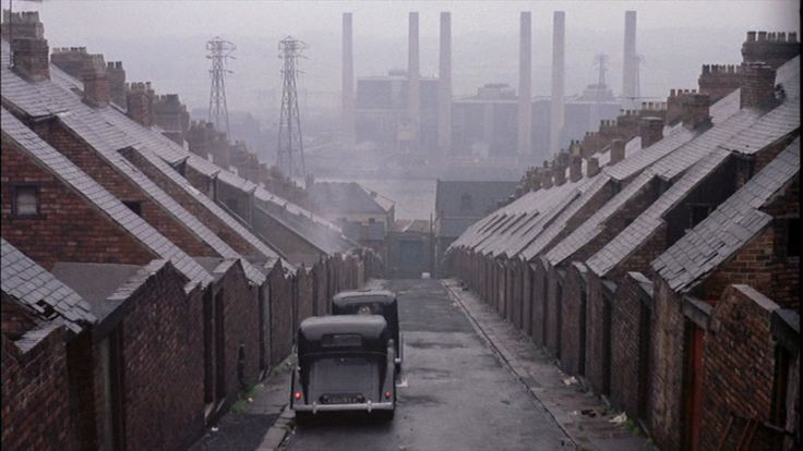 Frank Street Benwell Newcastle Upon Tyne 1971 In 2020 Newcastle Get Carter Abandoned Places