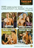 TCM Greatest Classic Films Collection: Johnny Weissmuller as Tarzan, Vol. 1 [2 Discs] [DVD]