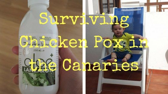 surviving chicken pox in the canaries