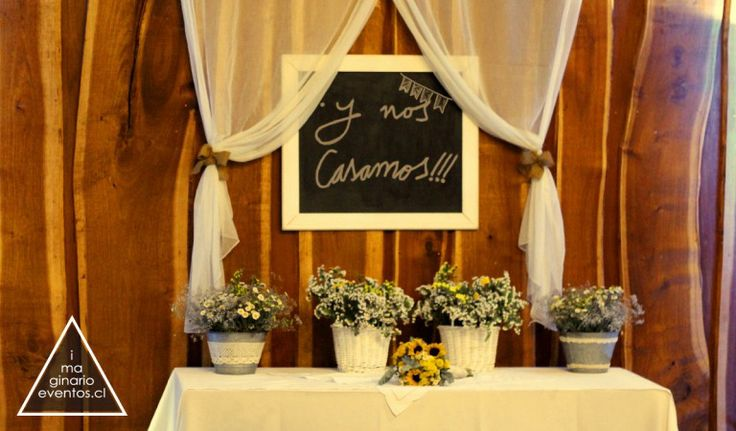 wedding deco bohemia chic