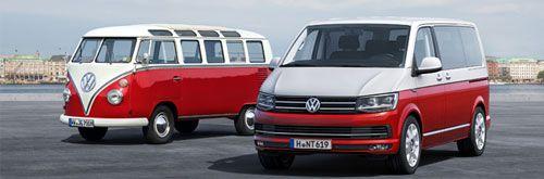 Gallerij: Test Volkswagen Multivan T6