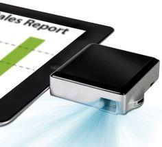 ipad projector Pocket Sized iPad/iPhone Projector
