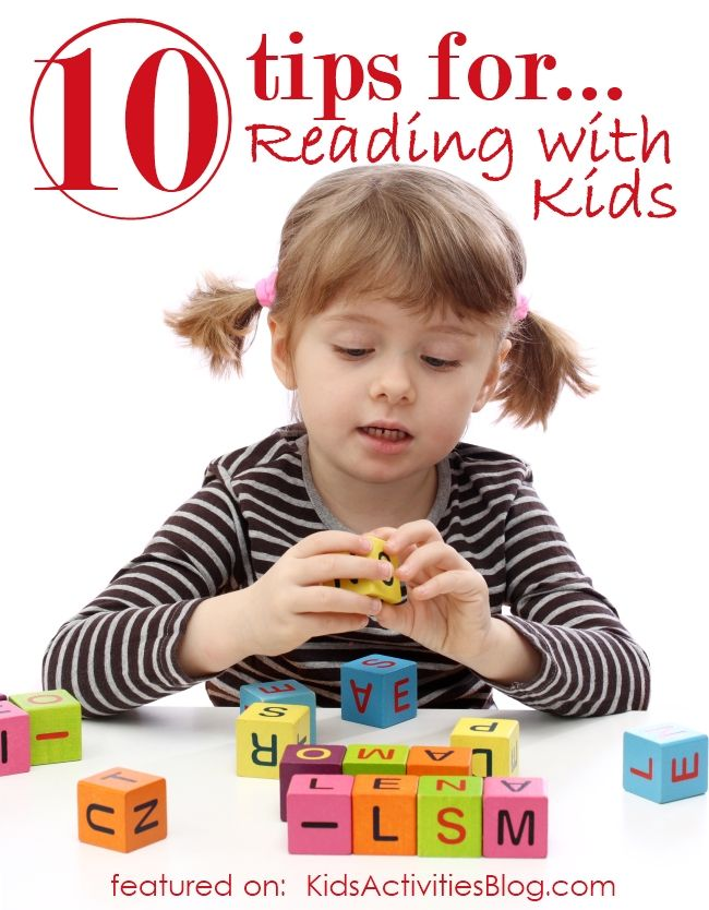 """Helping kids learn - I can attest as a parent of a kindergartner, reading is key!  It is so easy to get sucked in to the """"plugger of technology"""" that fill time but the value of learning through reading with your kids is worth 10* as much as we spend on the games and systems to entertain them!!"""