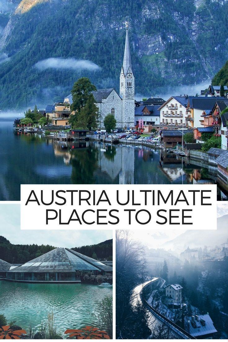 Austria top places and things to do, Austria travel destinations, wonderful Vienna, Hallstatt, Salzburg, Innsbruck, by theviennablog.com #Vienna #Salzburg #Hallstatt