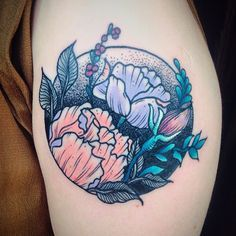 1000+ ideas about Circular Tattoo on Pinterest   Tattoos, Circle ...