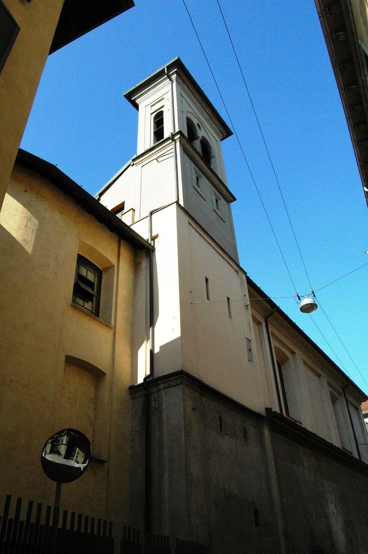 Milano, Chiesa di San Tomaso in Terramara