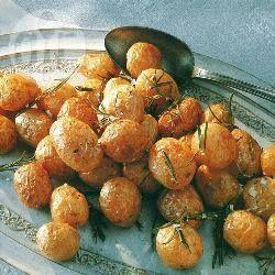 Rezeptbild: Neue Kartoffeln mit Rosmarin