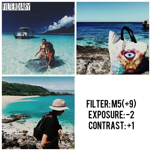 •VSCO CAM• ☆Similliar to @/jayalvarrez photo ☆ Look best with:Tropical pics! ☆Cost:Free