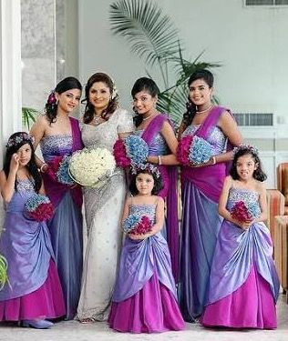 191 best sri lankan wedding idea images on pinterest for Wedding party dresses in sri lanka