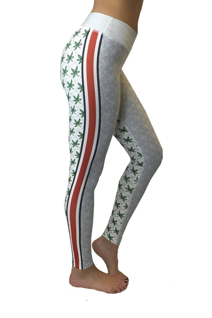 We bring you the Ohio State officially licensed Gameday Collection! Show your Buckeye pride with this exclusive offering available only at Bend! Our Game Day Leggings are made with a 4-way stretch per