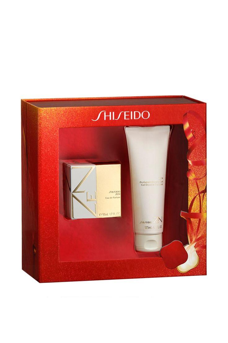 Shiseido Zen Bayan Set - Edp 50 Ml & Duş Jeli 125 Ml :: Burcu YAVUZ