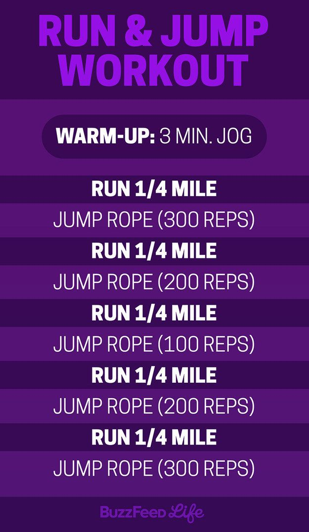 6 Cardio Workouts You Can Do In 30 Minutes Or Less