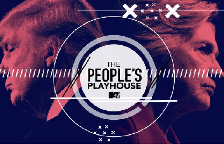 "Check out this @Behance project: ""The People's Playhouse: MTV's 2016 Election Coverage"" https://www.behance.net/gallery/46647131/The-Peoples-Playhouse-MTVs-2016-Election-Coverage"