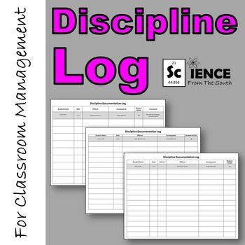 Best 25+ Student behavior log ideas on Pinterest Friday folders - phone call log templates