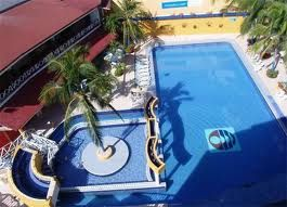 Excelente piscina del hotel Sol Centro