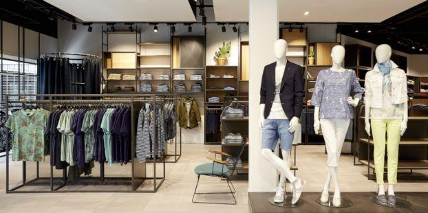 Display - Modehuis Blok Amsterdam Buitenveldert