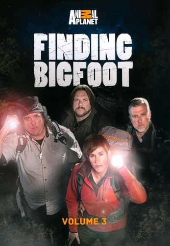 Finding Bigfoot, Vol. 3 [DVD]