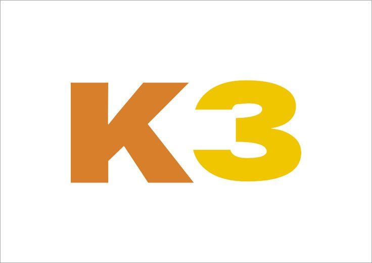 K3 Logo Vector Download