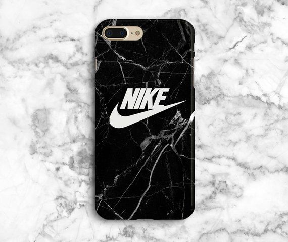 Black Nike iPhone 7 Plus case, iphone x, marble iphone 8