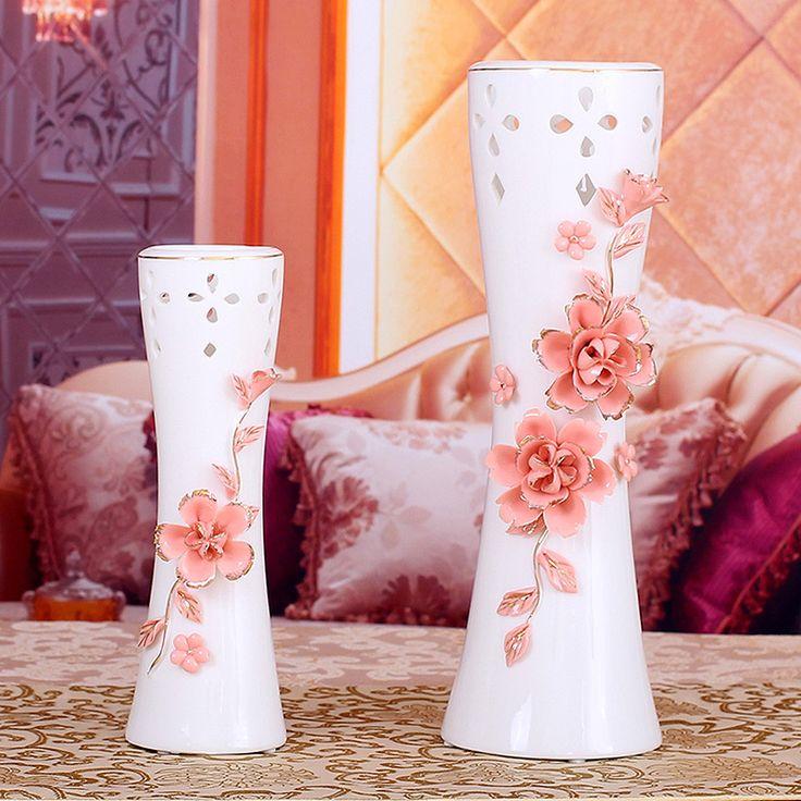 陶製の花瓶 pink - Recherche Google