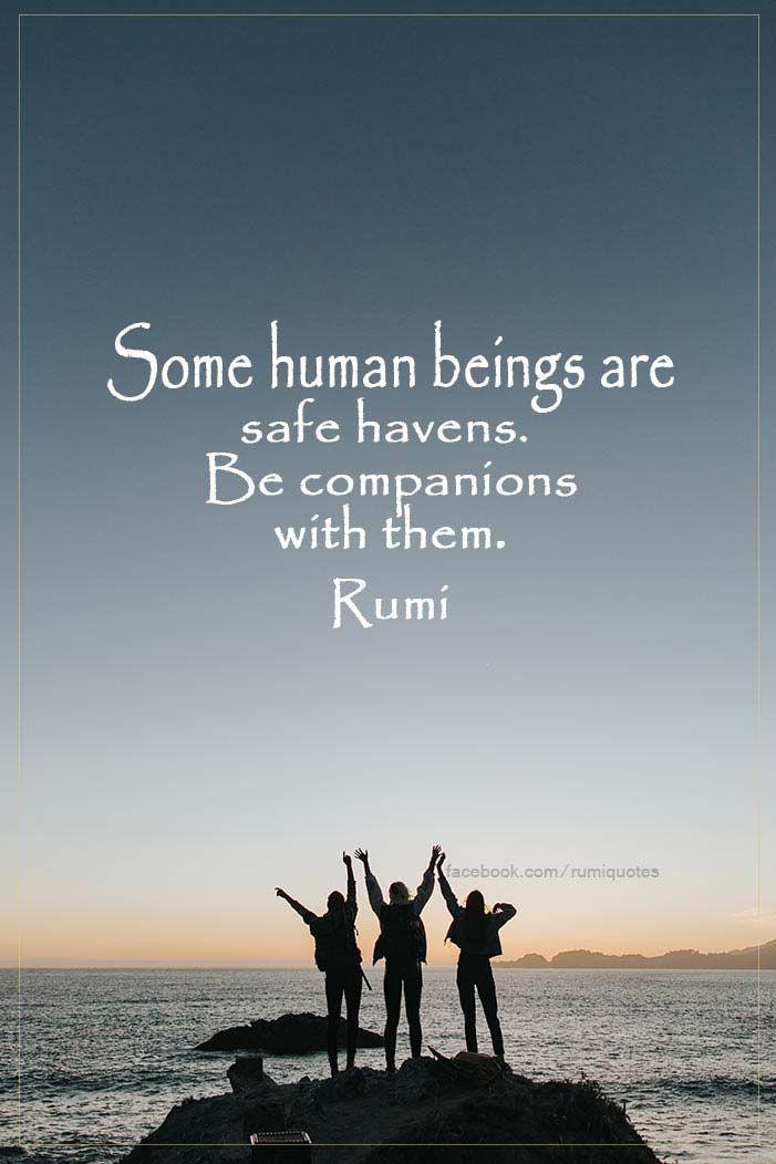 Rumi Quote Companionship Poetry Quotes