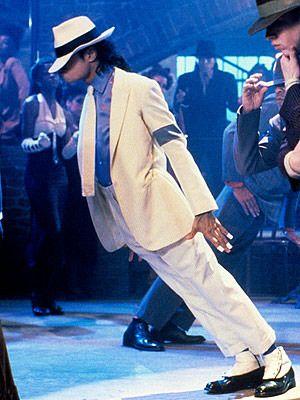 Michael Jackson - Smooth Criminal.
