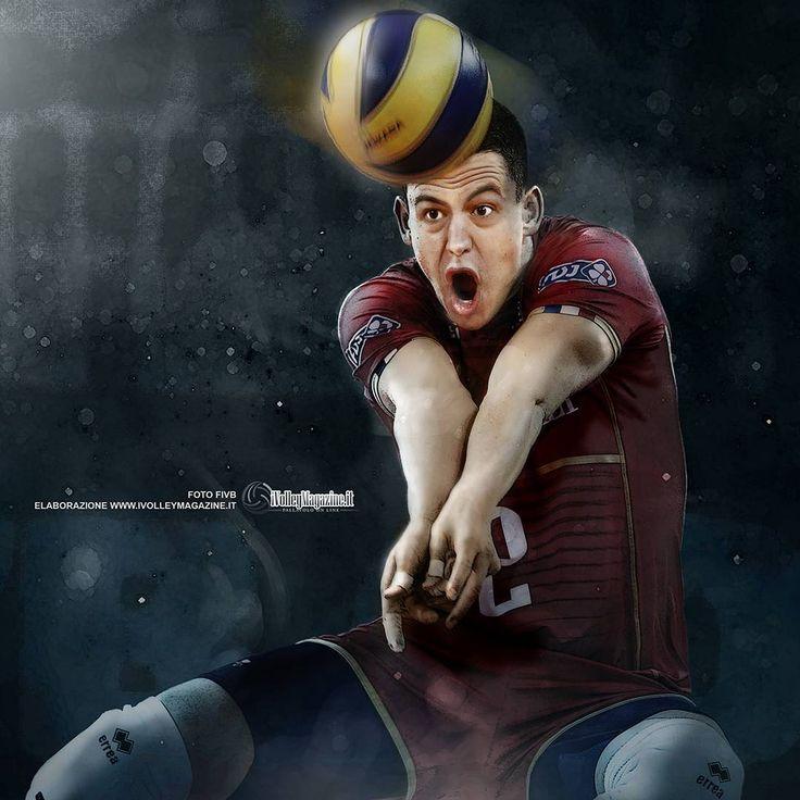 """Mi piace"": 140, commenti: 3 - carlotta rossi (@carlottarossi11) su Instagram: ""#pallavolo #volley #volleyball #siatkowka #volei #teamfrance #jeniagrebennikov #teamyavbou…"""