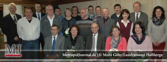 (HAS) Engagement für die Bürger – Landrat Wilhelm Schneider bedankt sich bei treuen Mitarbeitern - http://metropoljournal.de/metropol_nachrichten/landkreis-hassberge/hassberge-engagement-fuer-die-buerger-landrat-wilhelm-schneider-bedankt-sich-bei-treuen-mitarbeitern/