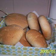 Pan amasado casero