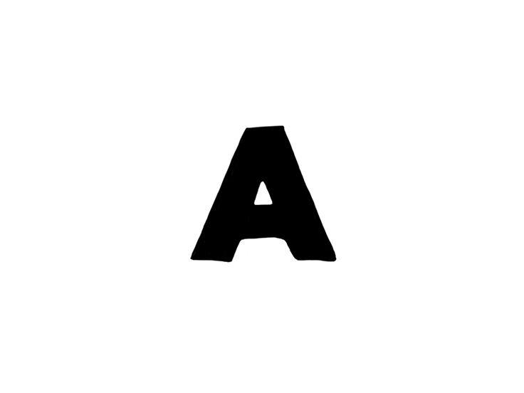 """A"" (GIF) by Handel Eugene"