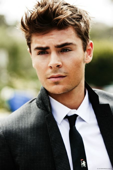 why hello there zac efron..