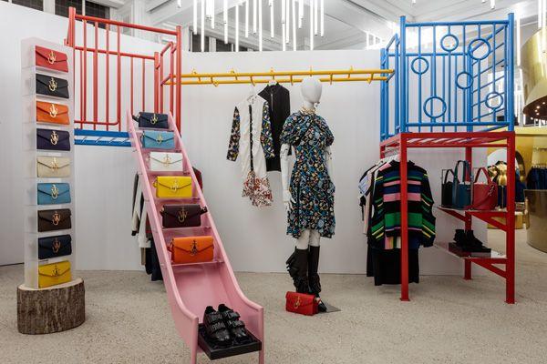 Dover Street Market opens on London's Haymarket - Retail Focus - Retail Blog For Interior Design and Visual Merchandising