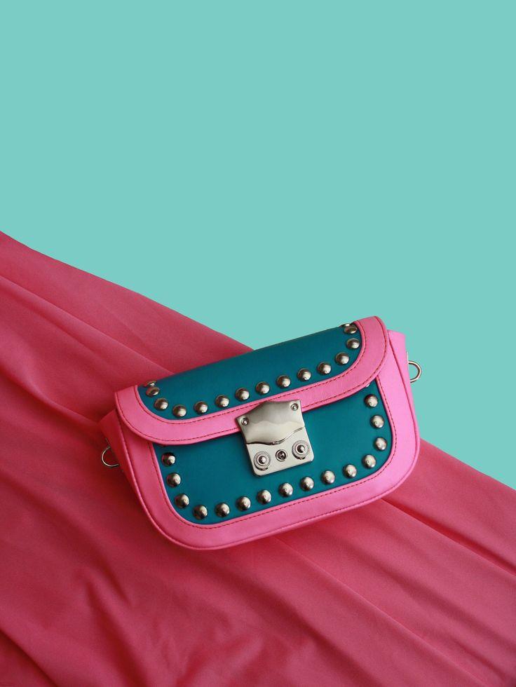Otenberg leather mini shoulder bag ss/2017