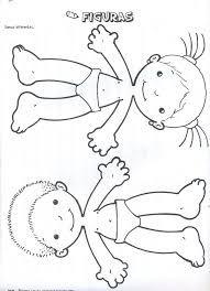 Resultado de imagen para dibujos del cuerpo humano para colorear