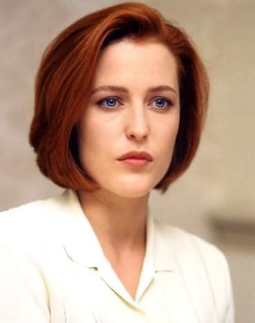 Gillian Anderson from X-files♡