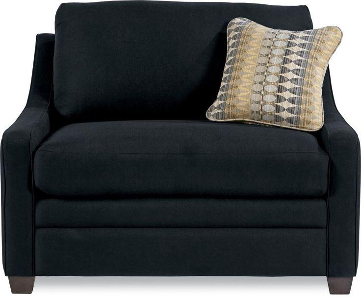 lazboy nightlife premier sleeper with twinsized sofa bedshome