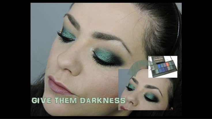 [ Tutoriel] Vert émeraude avec Makeup révolution