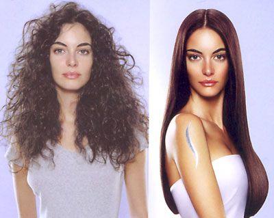 A maioria de nós por muito tempo querem ter o cabelo brilhante, liso e reto. Os fios retos são tendência nos dias de hoje. Claro, alisamento permanente dá...
