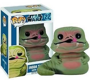 Jabba the Hutt Pop! Vinyl Figure
