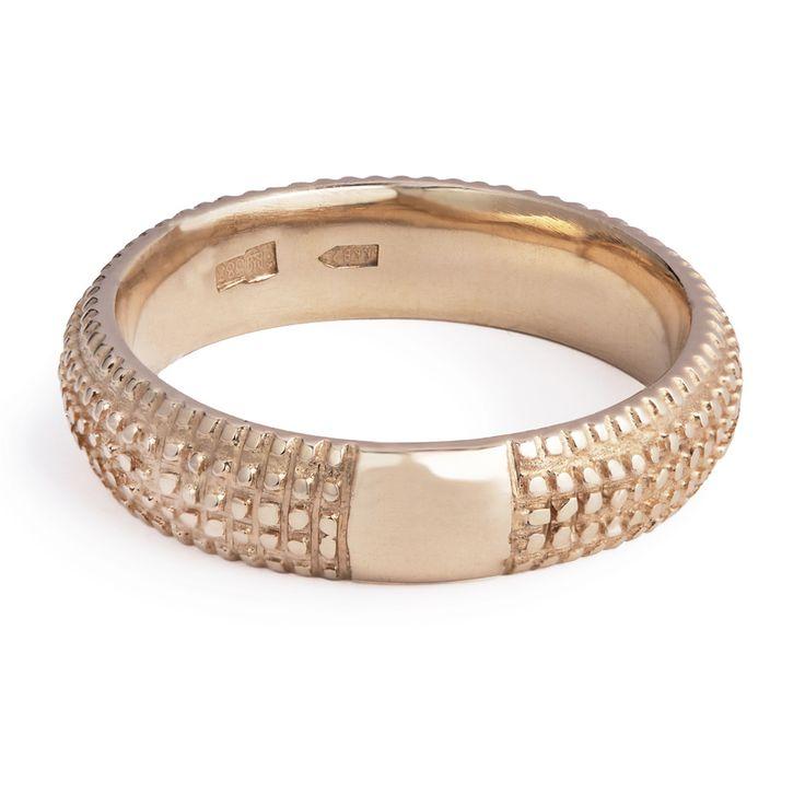 Обручальное кольцо Проба: 585