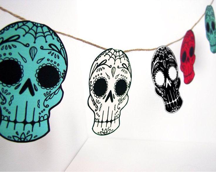24 besten November crafts Bilder auf Pinterest | Totenköpfe ...