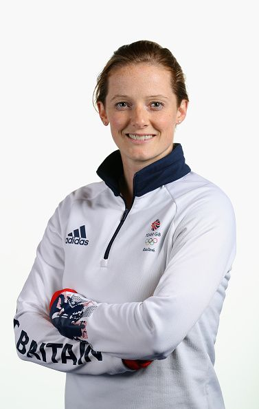 Helen Richardson-Walsh (field hockey) Team GB Kitting Out Ahead Of Rio 2016 Olympic Games