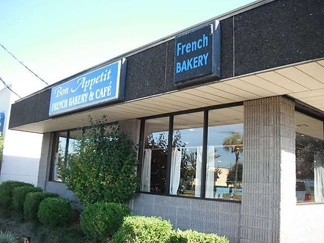 Bon Appetit French Bakery and Cafe in Fort Walton Beach