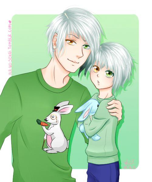 Amo coelhos